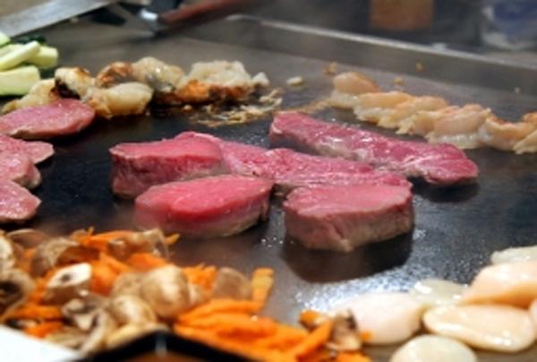 Fujiyama Japanese Steak Hse