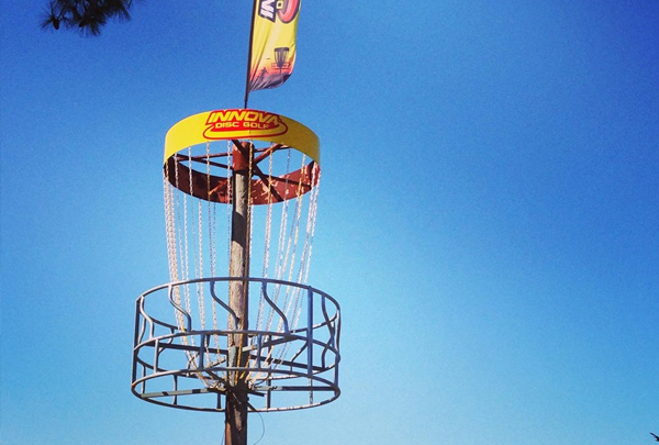 Hippodrome Disc Golf Complex
