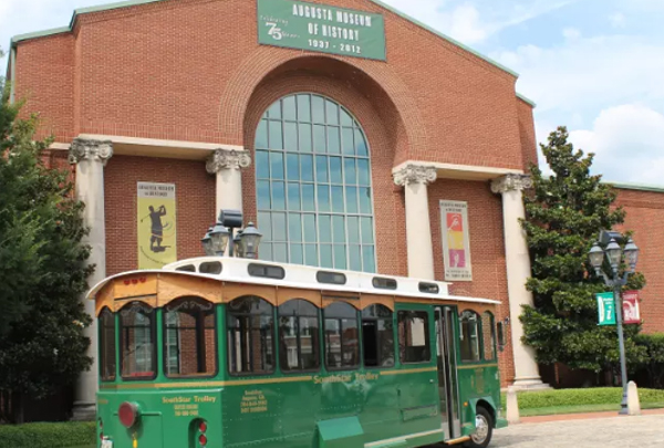 Historic Trolley Tour of Augusta