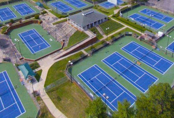 Newman Tennis Center