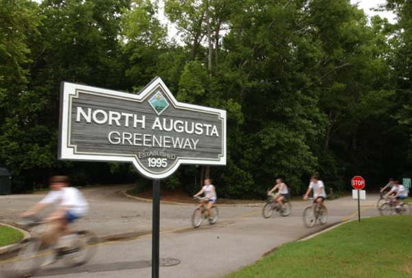 North Augusta Greeneway
