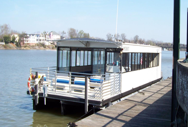 Patriot Riverboat Tours