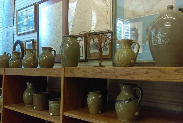 Phoenix Factory's Old Edgefield Pottery