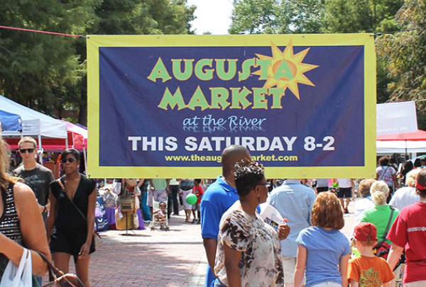 The Augusta Market at the River